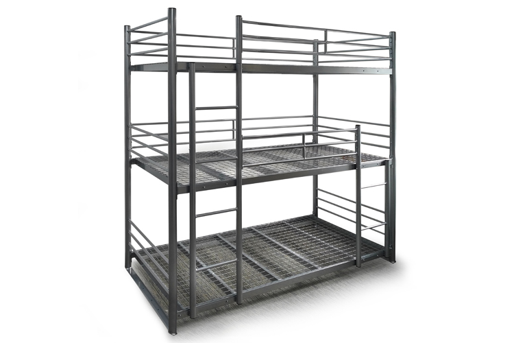 imo triple bunk bed heavy duty